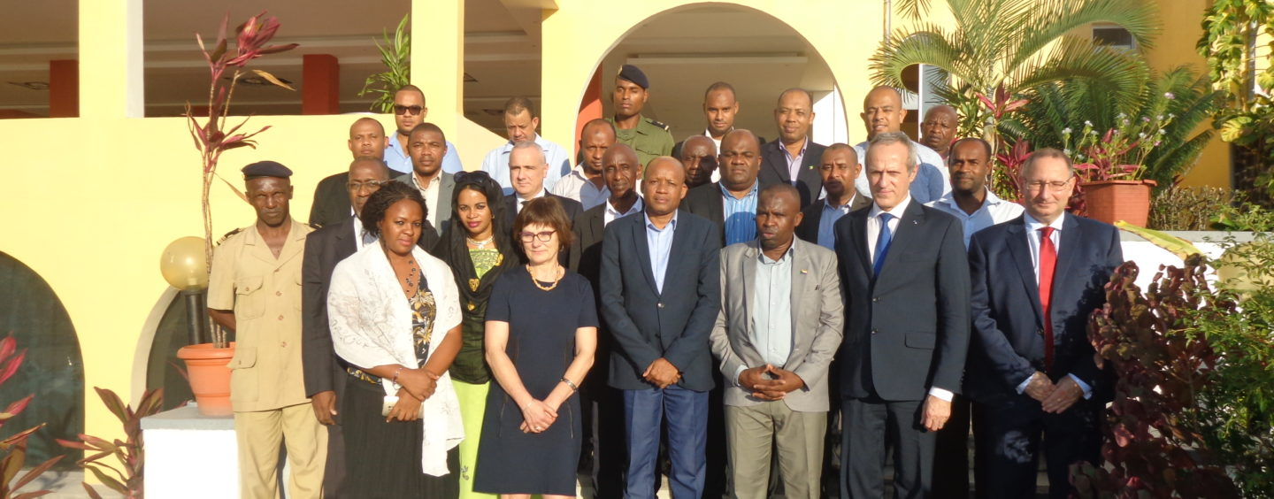 In Comoros, special focus on coordination of State action at sea
