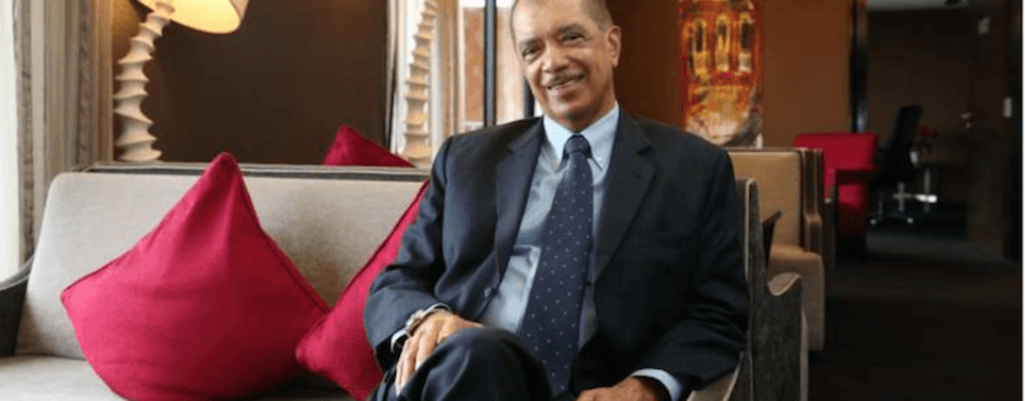 Ex-Seychelles president has bigger fish to fry now