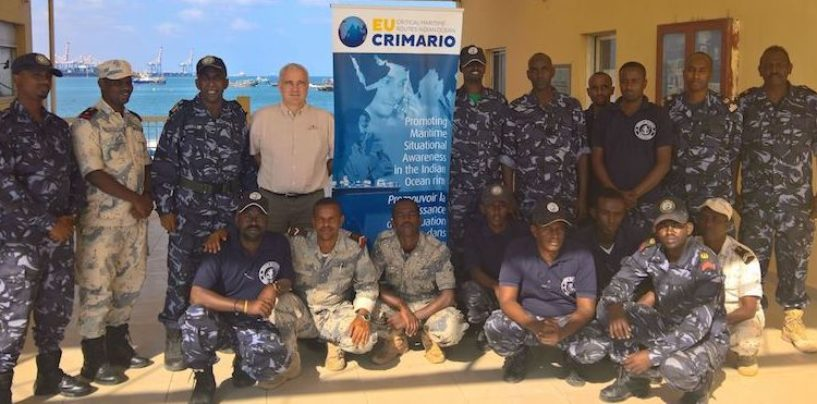 Djibouti prepares Cutlass Express 2017 with Crimario