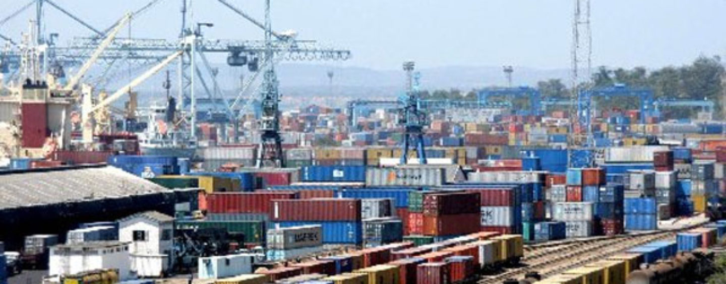 EU invests in Mombasa port projects