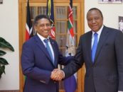 Seychelles & Kenya enhance cooperation in information sharing
