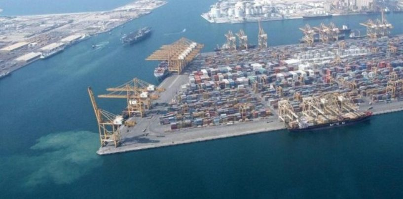 Nacala port opening in Mozambique