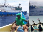 Chinese trawlers snapped fishing in Djibouti's protected waters