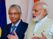 India, Mauritius to firm up coop in maritime security