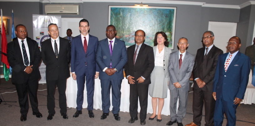 Stronger maritime cooperation in Madagascar & Comoros