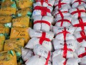CTF 150 nets an enormous drugs haul in the Indian Ocean
