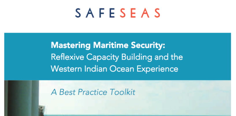 Maritime security & capacity building in Indian Ocean
