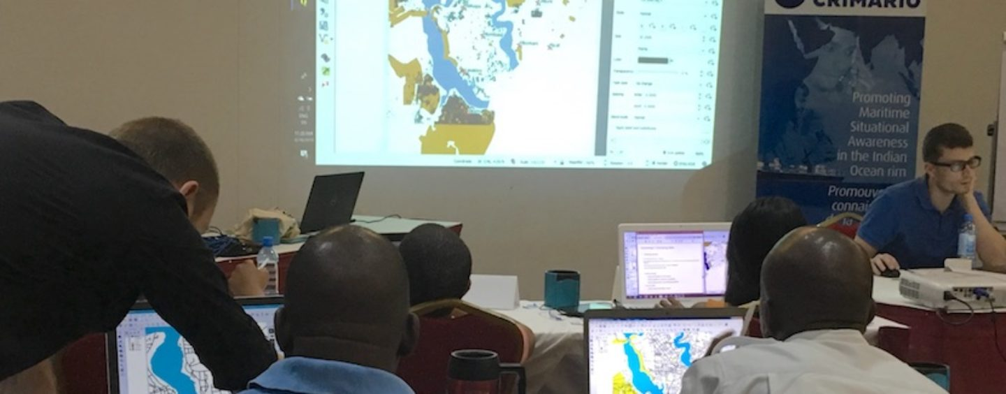 Kenya & Madagascar specialists trained in data visualisation