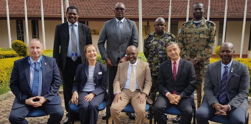 CRIMARIO meets Eastern Africa Standby Force