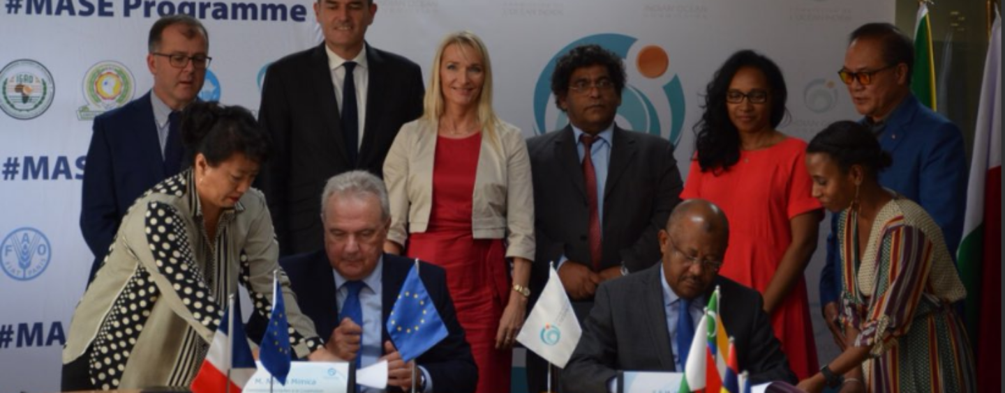 Africa-Europe Alliance: Commissioner Mimica on official visit to Mauritius, a development success story