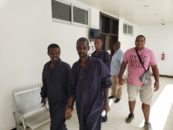 After pirate attack off Somalia, judge orders that 5 suspects are held in Seychelles