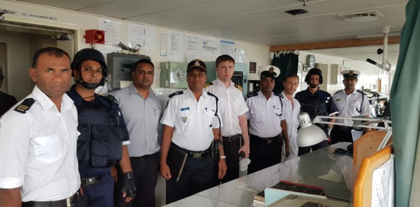 Mauritius and maritime regional centres of Seychelles & Madagascar conduct a simulation exercise