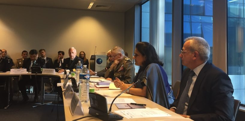 EU, India discussing maritime security in the Indian Ocean