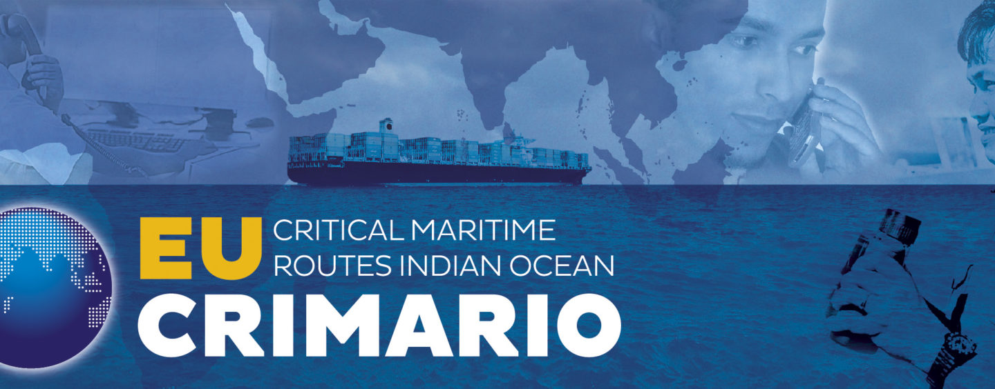 Activities and achievements of EU CRIMARIO are published