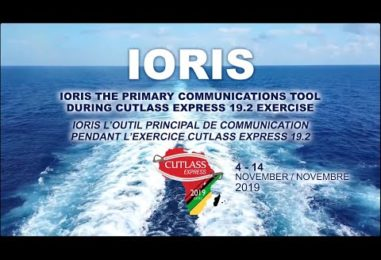[VIDEO] IORIS 2.0 in action during maritime exercice