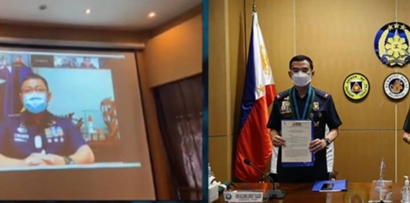 PCG solidifies resolve as third armed service of the Philippines