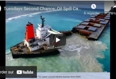 Tuesdays Second Chance: Oil Spill Cases